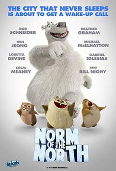 Norm of the North (2016) Full Movie Online