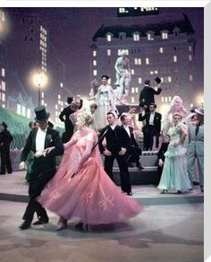 The Barkley's of Broadway | Fred Astaire and Ginger Rogers