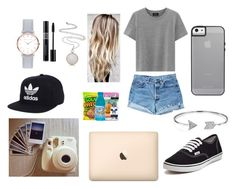 """""""Nothing to Do ......."""" by mgmurray03 ❤ liked on Polyvore featuring adidas, Rebecca, Abbott Lyon, Levi's, Christian Dior, Vans and Bling Jewelry"""