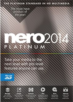 Free Download Software Full Version: Download New Nero 2014 Platinum 15.0.02500 Final F...