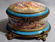 7 das Artes: Caixas de música dos séculos XVIII e XIX - simplesmente magníficas!!!