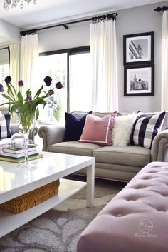 How to choose decorative pillows from color to pattern to size. Like jewelry for the home, beautiful pillows are the finishing touch that can pull your look together.