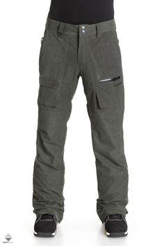 Spodnie Snowboardowe Quiksilver Dark And Stormy Snow Pants