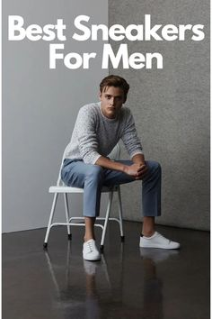 How To Wear Sneakers, Sneakers Looks, Classic Sneakers, Slip On Sneakers, Leather Sneakers, Mens Clothing Styles, Men's Clothing, Balenciaga Sneakers, Workout Shoes