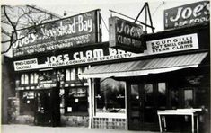 Joe's Clam Bar, Sheepshead Bay, Brooklyn, NY