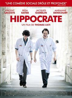 Hippocrate est un film de Thomas Lilti avec Vincent Lacoste, Reda Kateb. Synopsis : Benjamin va devenir un grand médecin, il en est certain. Mais pour son premier stage d'interne dans le service de son père, rien ne se passe comme