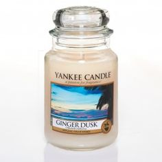Yankee Candle Large Jar - Ginger Dusk