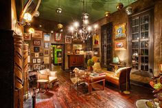 Inside the Home: Interior Design Styles   Eclectic #KSIR