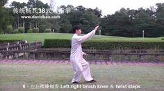 杨氏传统38式太极拳(Yang style tai chi 38 form)