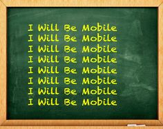 "Why Retailers Should Write ""I Will Be Mobile"" On the Nearest Chalkboard This Back to School Season"