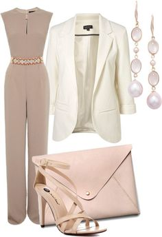 """Jumpsuit"" by irenesdreams ❤ liked on Polyvore 