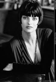 linda evangelista - i had this haircut in early 90's too