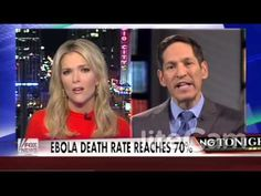 [Video] Megyn Kelly RIPS CDC Director Frieden on Failure to Contain Ebola -- Last night, Megyn Kelly sat down with CDC Director Dr. Tom Frieden to discuss the failure of the CDC to properly train medical personnel caring for Ebola patients, which may have been the cause of a nurse and now a second healthcare professional both being infected with the disease. In this interview, Ms. Kelly pulled no punches in her line of questions for Frieden. [...] 10/15