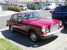 Volvo 164E Sedan - best car I ever owned