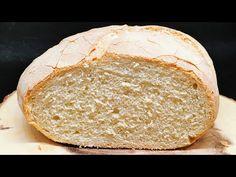 Cea mai buna si rapida paine de casa | Reteta usoara ca pe vremuri | - YouTube