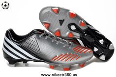 pretty nice d321d b0060 Adidas Predator LZ TRX FG Silver-Running White-Orange-Black Football Boots  Cheap