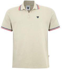 Camisa Polo Cavalera Back To Basic verde, por R$ 129,00