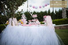 Little Big Company | The Blog: A Pirate and a Princess Party by My Best Wishes Events