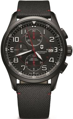 @vxswissarmy Watch Airboss Black Edition #add-content #bezel-fixed #bracelet-strap-synthetic #brand-victorinox-swiss-army #case-material-black-pvd #case-width-42mm #chronograph-yes #classic #date-yes #delivery-timescale-1-2-weeks #dial-colour-black #gender-mens #movement-automatic #new-product-yes #official-stockist-for-victorinox-swiss-army-watches #packaging-victorinox-swiss-army-watch-packaging #style-sports #subcat-airboss #supplier-model-no-241721 #warranty-victorinox-swiss-arm...