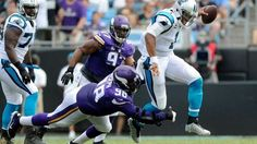 Carolina Panthers vs Minnesota Vikings