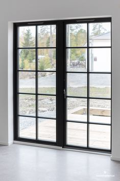 Door Modern Design Master Bedrooms 26 Ideas For 2019 Modern Balcony, Small Balcony Design, Window Grill Design, Door Design, Cabin Design, House Design, Beddinge, Danish House, Balcony Doors