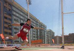 atletismo y algo más: 11894. #Atletismo. Control CEARD-RFEA de lanzamien...