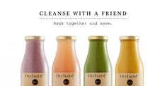 Orchard Street Juice Cleanse & Raw Food - Bondi, Bronte and Paddington