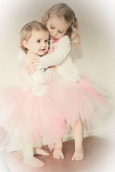 Hugs...omgosh, the little one looks like our Kate