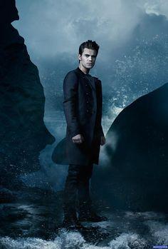 Stefan Salvatore (Paul Wesley)   The Vampire Diaries