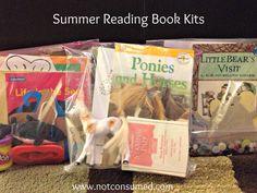 Summer Reading Book Kits