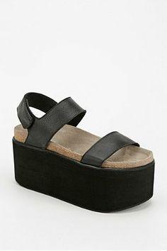 Dr. Martens Adaya T-Strap Platform Sandal - Urban Outfitters