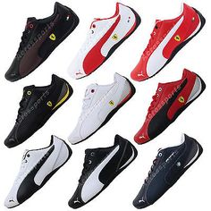 Puma Drift Cat 5 SF NM Sport Car Style Mens Casual Shoes Racing Sneakers Pick 1 Check more at: http://www.ebay.com.au/cln/acrossports/PUMA-running-and-racing/173828008016