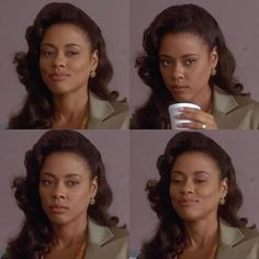 The best 90s hairstyle ever! Lela Rochon