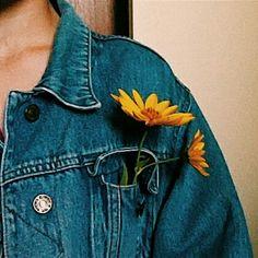 Retro Vintage Jean Jacket