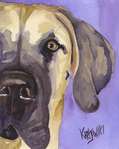 Custom pet paintings: RonKrajewski.com