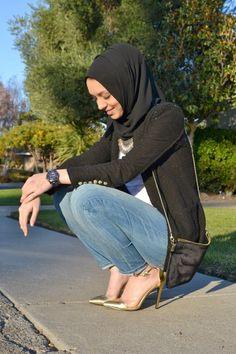 hani hulu hijabi fashion