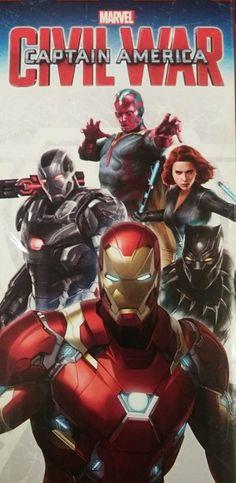 Civil War: Team Iron Man
