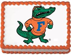 Happy Birthday And Go Gators Happy Birfday