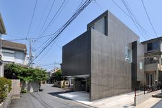 fuse atelier: house in kaijin - designboom | architecture