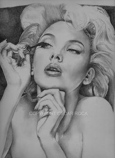 Scarlett Johansson by michimao on DeviantArt