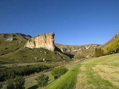 Golden Gate Highlands National Park...South Africa