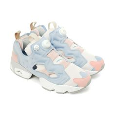 Reebok Insta Pump Fury OG Polar Pink Patina (M44764) - RMKstore (14.390 RUB) ❤ liked on Polyvore featuring shoes, pumps, sneakers, pink shoes, reebok pump, pink pumps, reebok shoes and reebok footwear