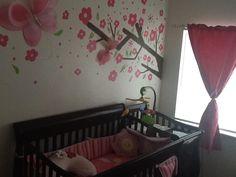 decoracion de cuarto de niña