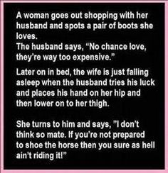 Wife Gets Even With Her Husband funny jokes story lol funny quote funny quotes funny sayings joke hilarious humor stories marriage humor funny jokes