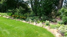 Planting Around Boulders Can Really Pull A Landscape