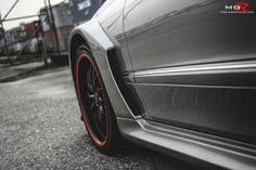 Mercedes-Benz CLK 500 w/ DTM bodykit