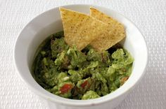 Grain Crazy: Guacamole with Feta and Tomatoes