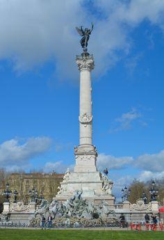 Monument aux Girondins.