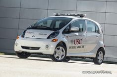 USC Smart Grid Living Laboratory -Mitsubishi i-MiEV-