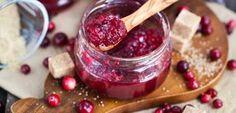 Brusnicový džem - nekupujte, radšej si doma pripravte svoj vlastný